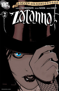 Seven Soldiers of Victory: Zatanna #2