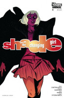 Shade, the Changing Girl #4