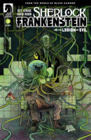 Sherlock Frankenstein & The Legion of Evil #2