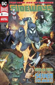 Sideways #8 Reviews (2018) at ComicBookRoundUp.com