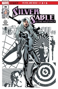 Silver Sable and The Wild Pack #36