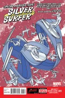 Silver Surfer (2014) #11