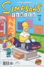 Simpsons Comics #164