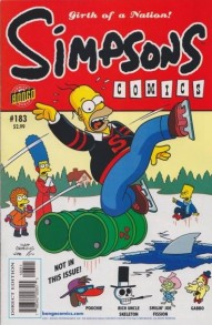 Simpsons Comics #183