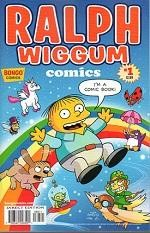 Simpsons One-shot Wonders: Ralph Wiggum Comics