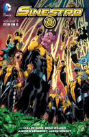 Sinestro Vol. 3: Rising TP Reviews