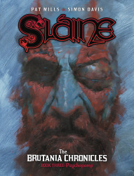 Sline: The Brutania Chronicles #3