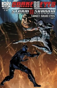Snake Eyes And Storm Shadow #19