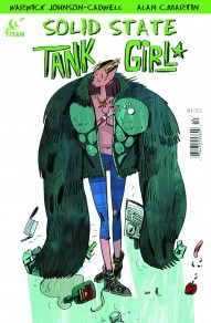 Solid State Tank Girl #1