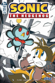 Sonic The Hedgehog #21