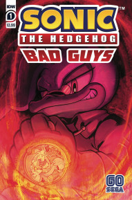 Sonic The Hedgehog: Bad Guys #1