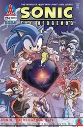 Sonic the Hedgehog #214