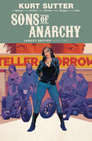 Sons of Anarchy Vol. 2 Legacy Edition TP Reviews