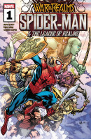 Spider-Man & The League Of Realms #1