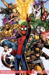 Spider-Man and the Secret Wars #1