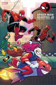 Spider-Man/Deadpool #20