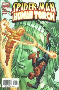 Spider-Man/Human Torch