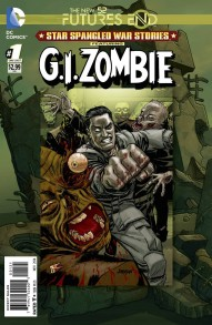 Star-Spangled War Stories: G.I. Zombie: Futures End