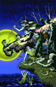 Star-Spangled War Stories: G.I. Zombie #3