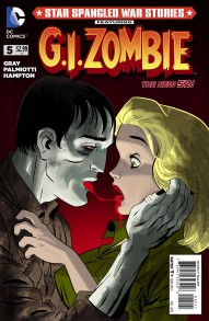 Star-Spangled War Stories: G.I. Zombie #5