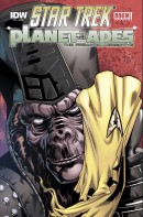 Star Trek / Planet of the Apes #1