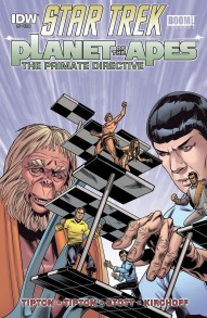 Star Trek / Planet of the Apes #5