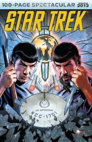 Star Trek: 100 Page Winter Spectacular 2012 #1