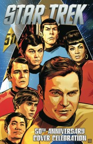 Star Trek 50th Anniversary Cover Celebration #1