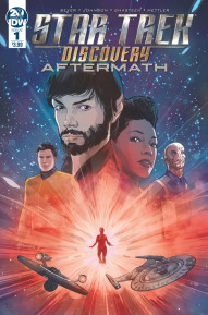Star Trek: Discovery - Aftermath #1