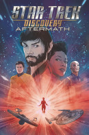 Star Trek: Discovery - Aftermath  Collected TP Reviews