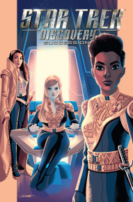 Star Trek: Discovery: Succession Collected