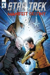 Star Trek: Manifest Destiny #4