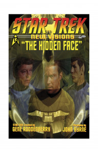 Star Trek New Visions: The Hidden Face