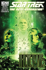 Star Trek: The Next Generation: Hive #4