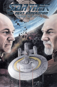 Star Trek: The Next Generation: Through The Mirror Collected