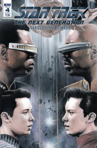 Star Trek: The Next Generation: Through The Mirror #4