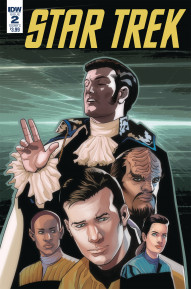 Star Trek: The Q Conflict #2
