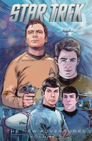Star Trek Vol. 5 The New Adventures TP Reviews