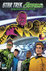 Star Trek/Legion of Super-Heroes: Stranger Worlds