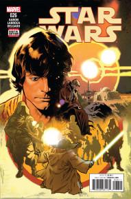 Star Wars nº 26//2017 Jason Aaron /& Salvador Larroca