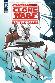 Star Wars Adventures: Clone Wars #2