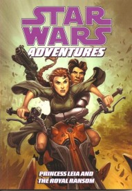 Star Wars Adventures: Princess Leia and the Royal Ransom #1