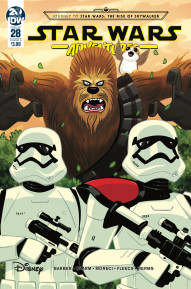 Star Wars Adventures #28