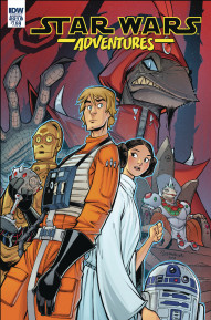 Star Wars Adventures Annual #2018