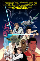 Star Wars Adventures Vol. 1 TP Reviews