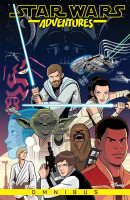 Star Wars Adventures Vol. 1 Omnibus TP Reviews