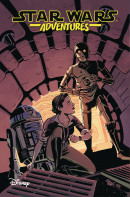 Star Wars Adventures Vol. 9: Fight The Empire TP Reviews