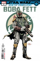 Star Wars: Age Of Rebellion: Boba Fett #1