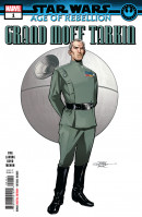 Star Wars: Age Of Rebellion: Grand Moff Tarkin #1
