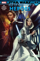 Star Wars: Age Of Rebellion Heroes TP Reviews
